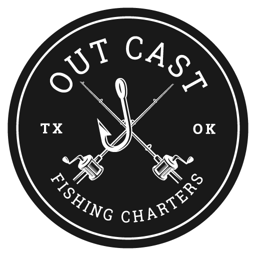 Out Cast Fishing Charters logo